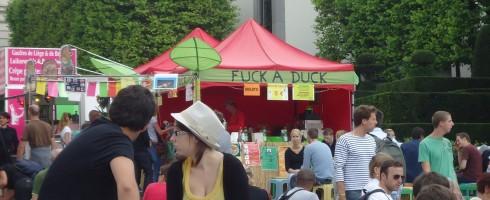 Fuck à duck