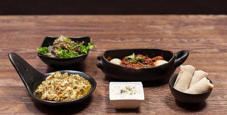 Kokob nourriture éthiopienne
