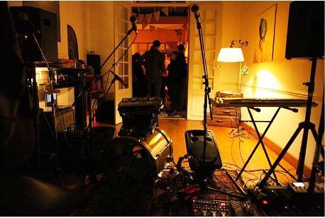 Soir e originale bruxelles un concert chez l habitant for Salon de l emploi bruxelles