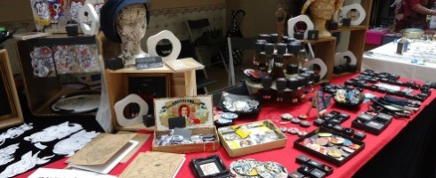 marchés de petits créateurs Bruxelles