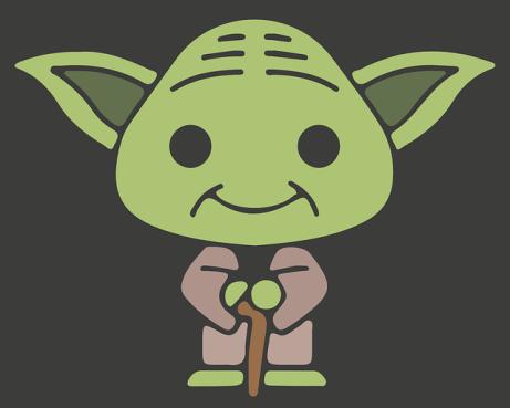 icône maître yoda