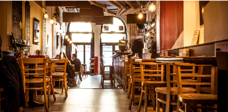 restaurant Amour Fou Bruxelles