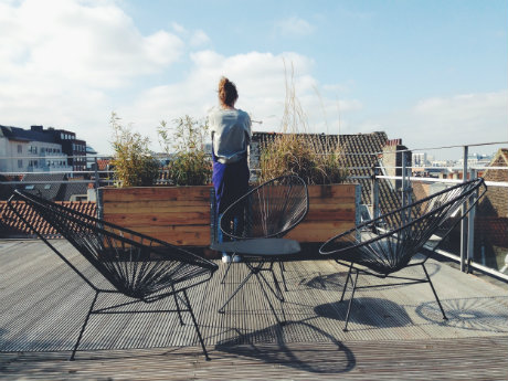 rooftop brunch bruxelles