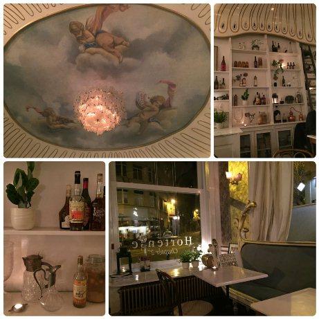Bar Hortense & Hummus Bruxelles