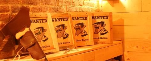 Daltons escape game bruxelles