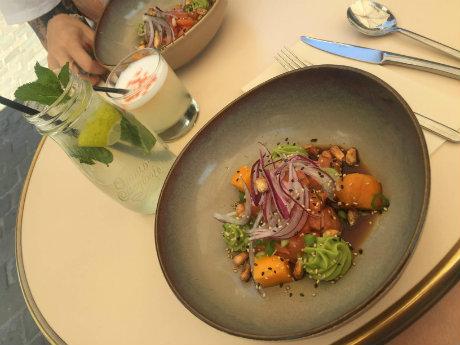 restaurant péruvien bruxelles