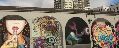 Bruxelles Graffiti tour cover