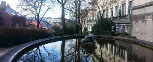 parcs cachés à Bruxelles