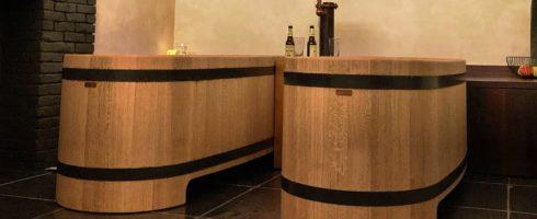 baignoires spa à la bière bath&Barley à Bruxelles